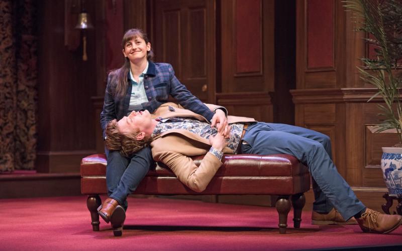 BWW Review: MRS. WARREN'S PROFESSION at SHEA'S 710 Theatre