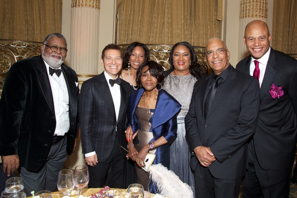 Photos: Michael Feinstein Honored at Harlem School of the Arts' 2016 Masquerade Gala