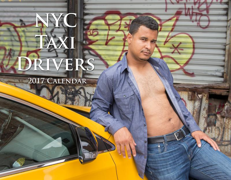 STAGE TUBE: AVENUE Q's Lucy the Slut Poses for a Good Cause in 2017 NYC Taxi Drivers Calendar