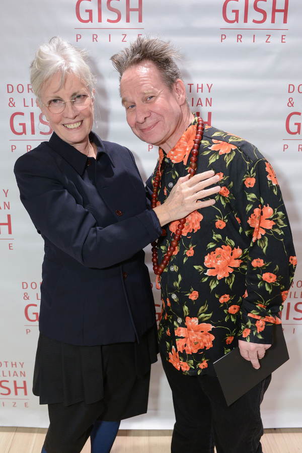 Elizabeth LeCompte and Peter Sellars