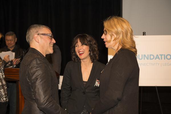 Michael Halberstam, Lisa Portes and Laura Penn