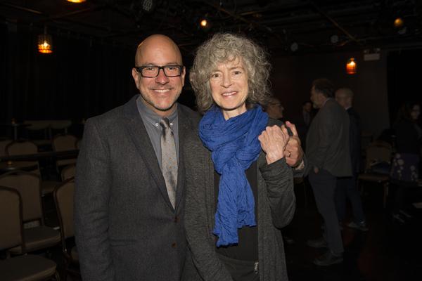 Eric Rosen and Martha Lavey