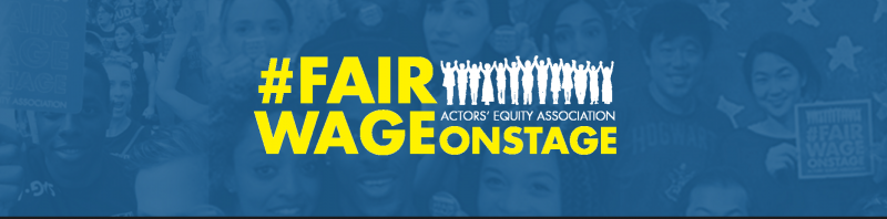 BWW Interview: Kellie Overbey Chats About The FAIR WAGE ONSTAGE Campaign