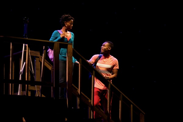 Photos: Mosaic Theatre Company Presents MILK LIKE SUGAR