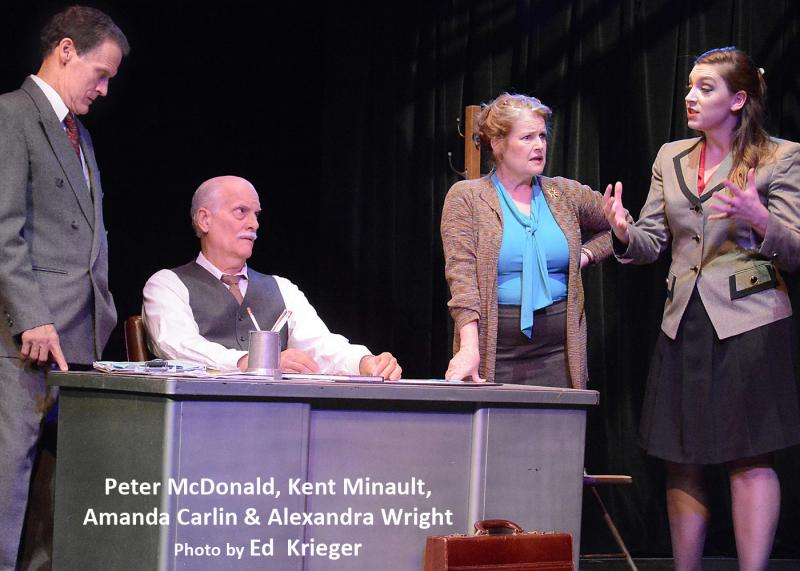 BWW Review: OTHER PEOPLE'S MONEY -A Vivid Illustration of Ruthlessness' Easy Win Over Niceness