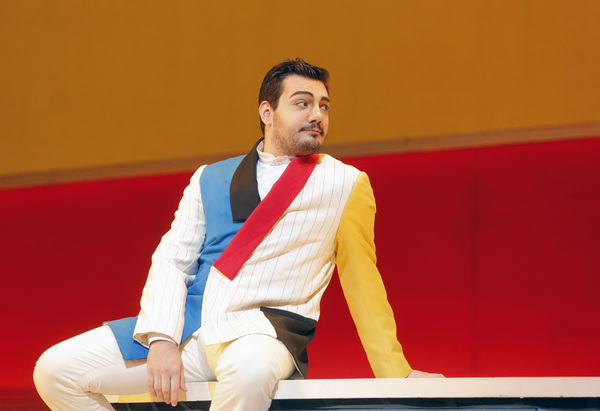 Photo Flash: First Look at San Francisco Opera's MADAMA BUTTERFLY—Opening TONIGHT!