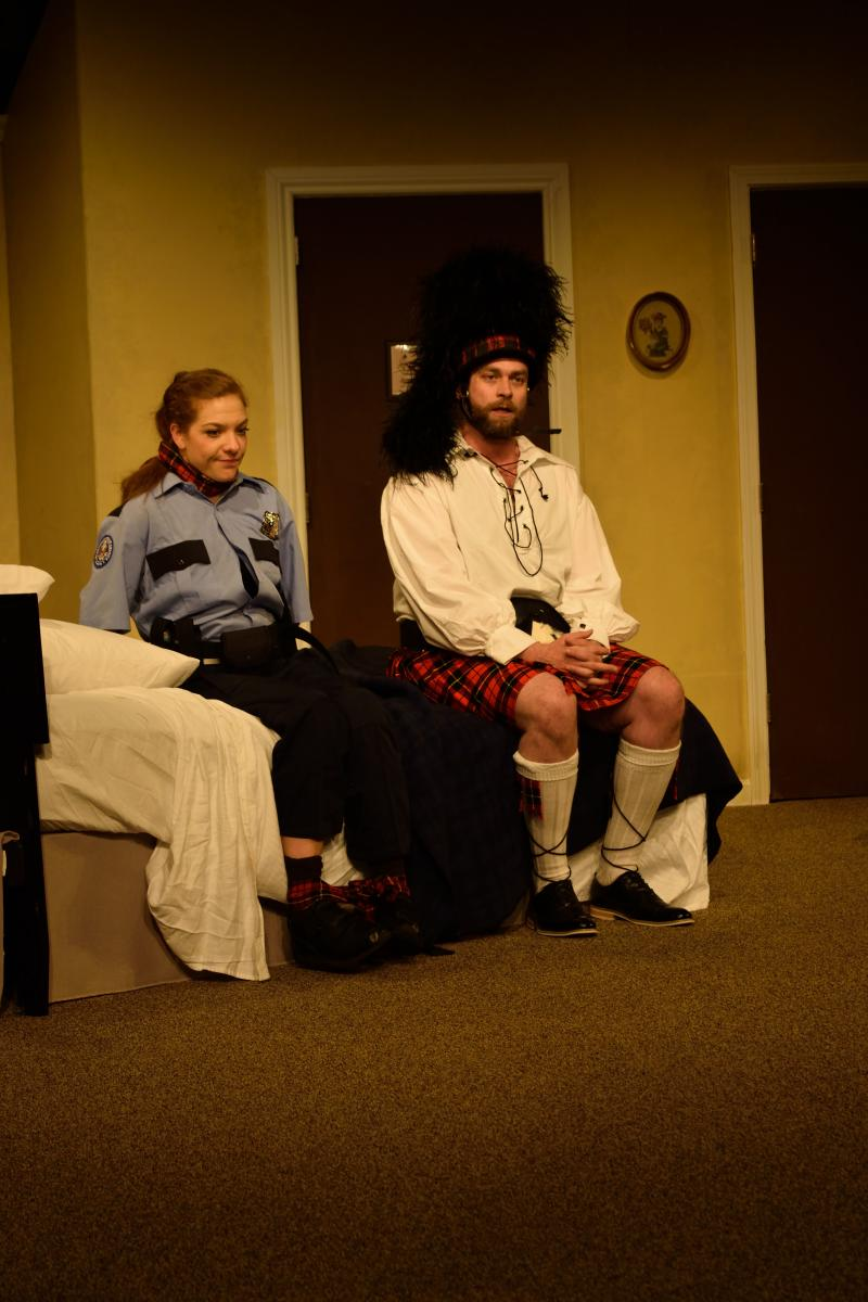 BWW Review: UNNECESSARY FARCE at Playhouse On Park