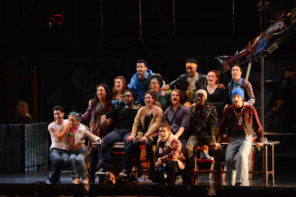 Photo Coverage: RENT 20th Anniversary Tour Plays Tilles Center at LIU Post