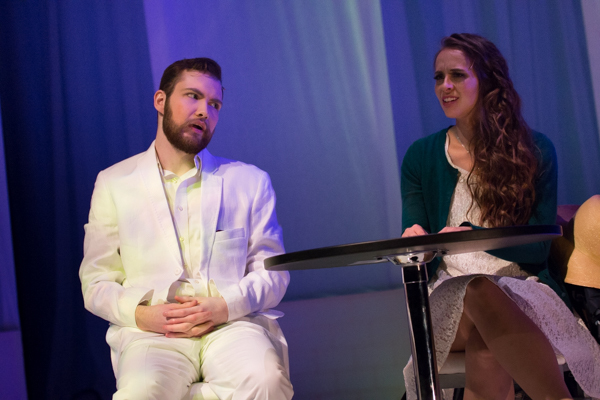 Photo Coverage: First Look at Ohio University Lancaster Theatre's DEAD MAN'S CELL PHONE