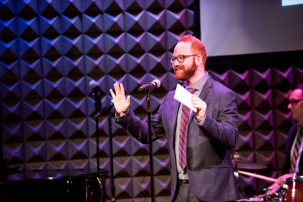 Photo Flash: Alice Ripley, Alysha Umphress and More at Living For Today's MY FIRST TIME Benefit