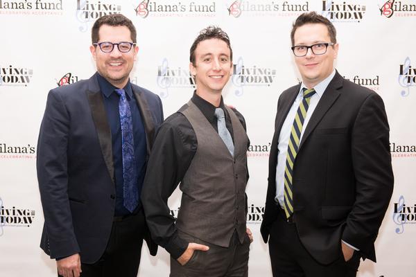 Jason Wetzel, Danny Weller & Gregg Monteith Photo