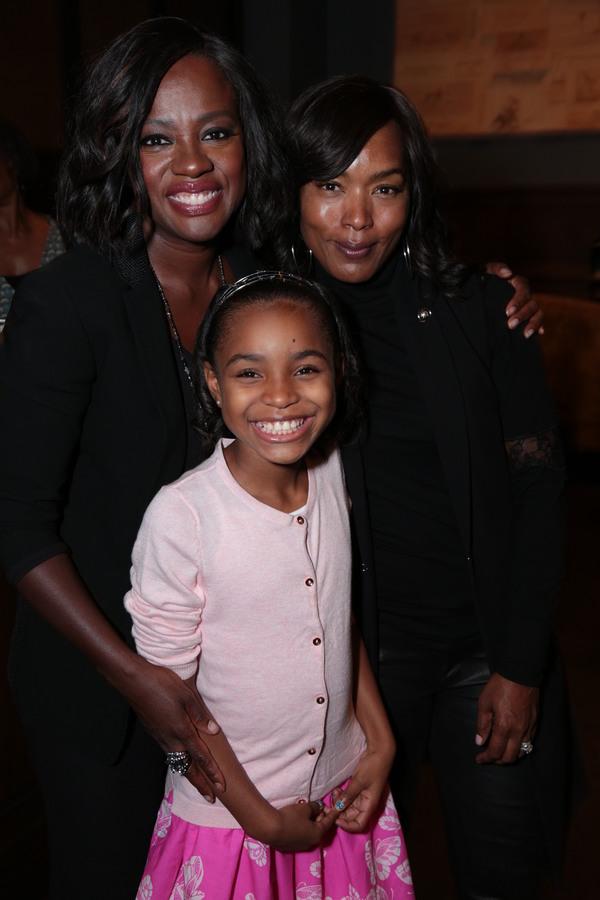 Photo Flash: Denzel Washington, Viola Davis & More Attend FENCES LA Guild Screening