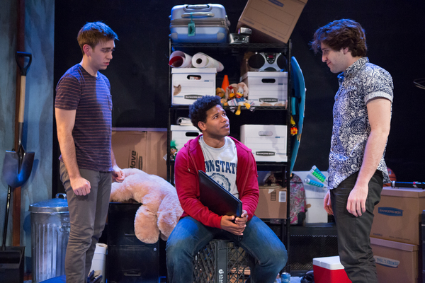 Photo Flash: First Look at A BURIAL PLACE at the Dorothy Strelsin Theatre