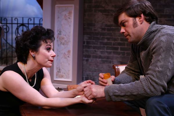 Photo Flash: First Look at END OF THE RAINBOW, Opening Tonight at Porchlight Music Theatre