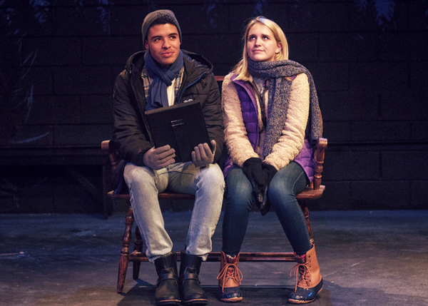 Photo Flash: First Look at ALMOST, MAINE at USC Lab Theatre