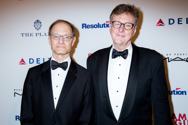 David Hyde Pierce, Brian Hargrove