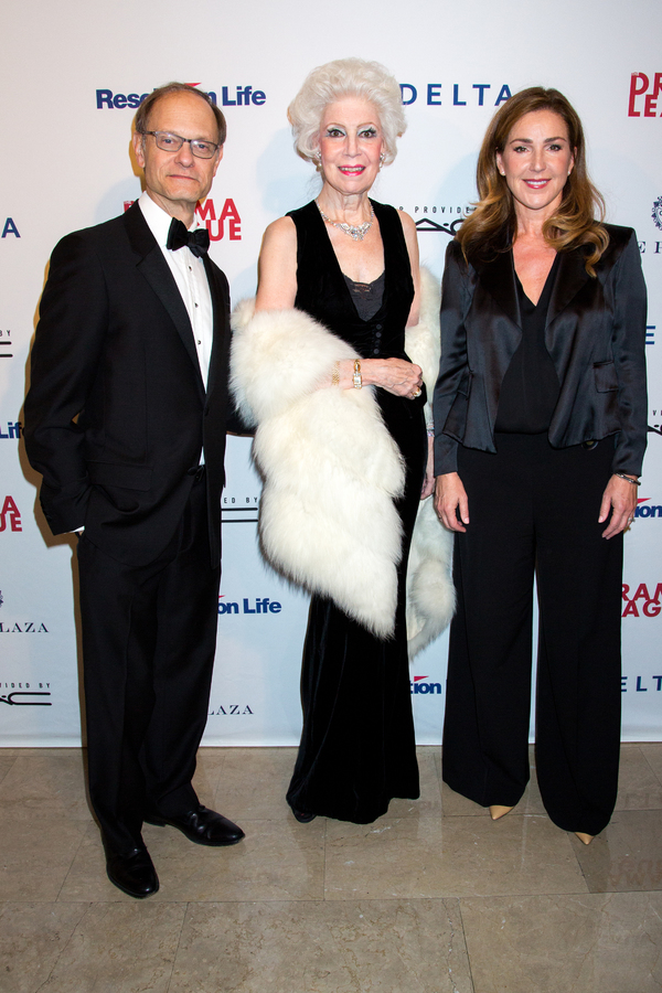David Hyde Pierce, Jano Herbosch, Peri Gilpin