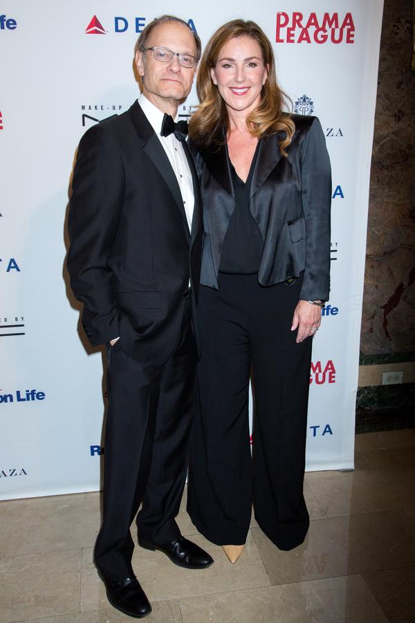 Photo Coverage: Drama League Honors David Hyde Pierce at 33rd Annual Gala