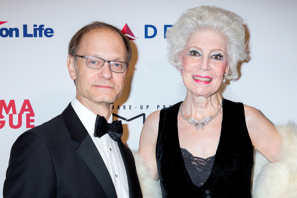 David Hyde Pierce, Jano Herbosch