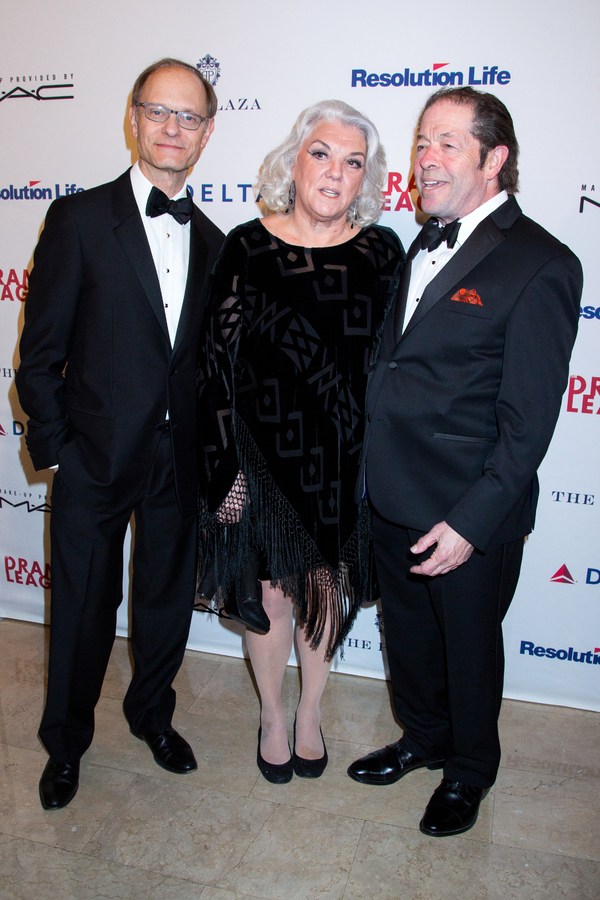 David Hyde Pierce, Tyne Daly, Jonathan Hadary