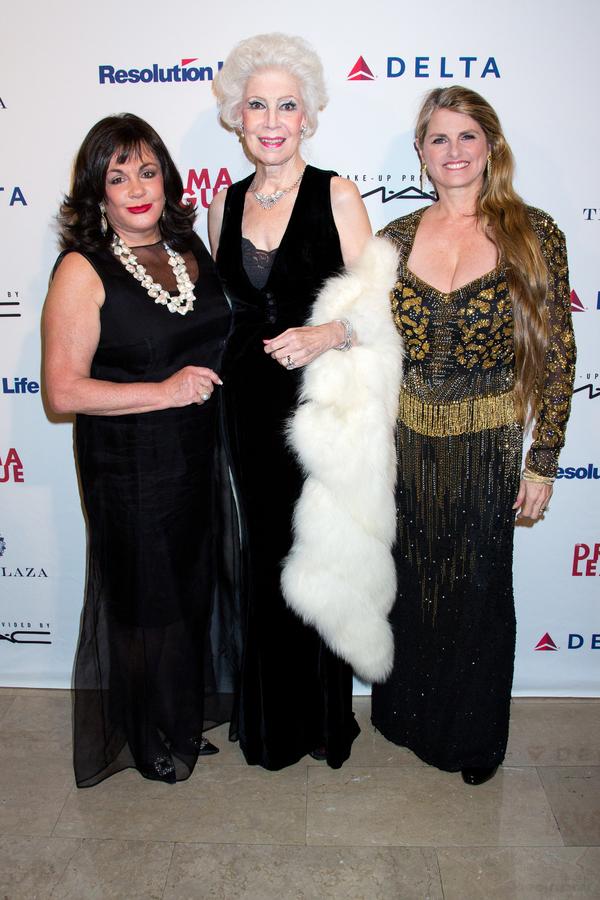 Charlotte St. Martin, Jano Herbosch, Bonnie Comley