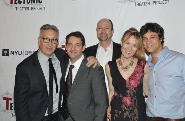 Photo Coverage: Tectonic Theater Project Celebrates 25 Years at Benefit Gala