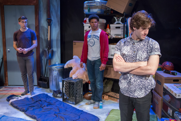 BWW Review: The Bond of Friendship Remains Unearthed in Panettieri's A BURAL PLACE