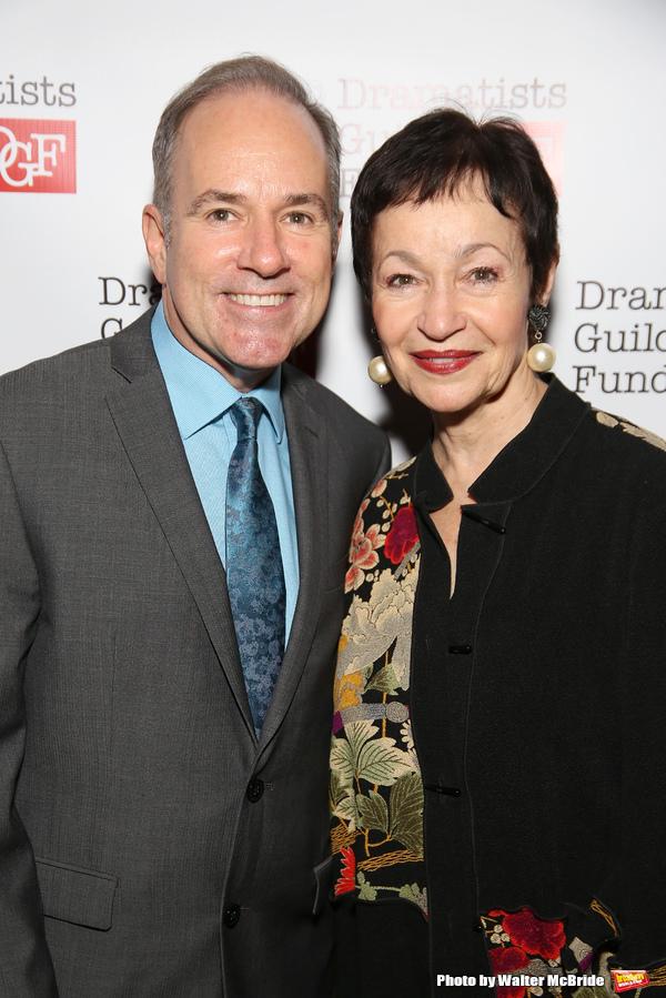 Stephen Flaherty and Lynn Ahrens
