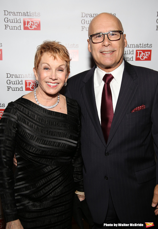 Don Correia and Sandy Duncan