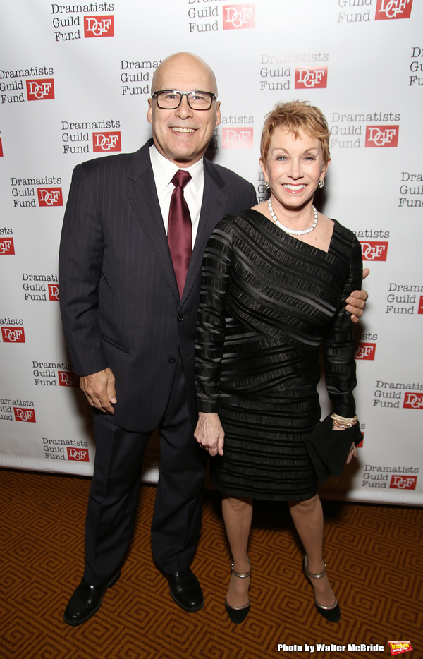Photo Coverage: Great Writers Thank Their Lucky Stars at the Dramatists GuildFund Gala!