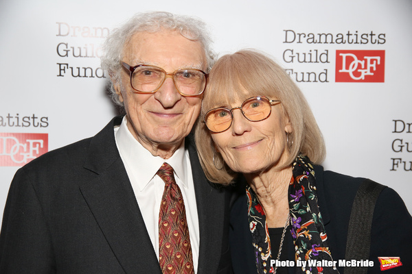Sheldon Harnick and Margery Gray