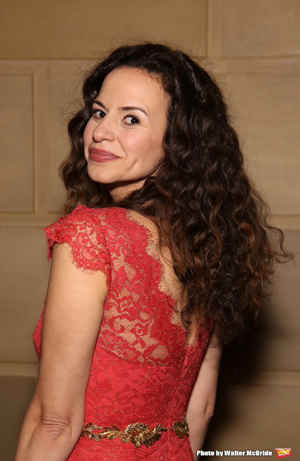 Photo Coverage: Great Writers Thank Their Lucky Stars at the Dramatists Guild Fund Gala!