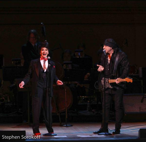Chita Rivera & Stevie Van Zandt
