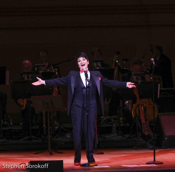 Photo Coverage: Chita Rivera Makes Her Carnegie Hall Debut!