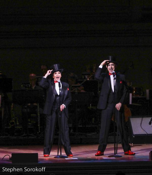 Chita Rivera & Alan Cumming