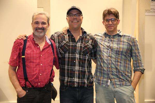 Craig Lucas, Nathan Tysen and Daniel Messe