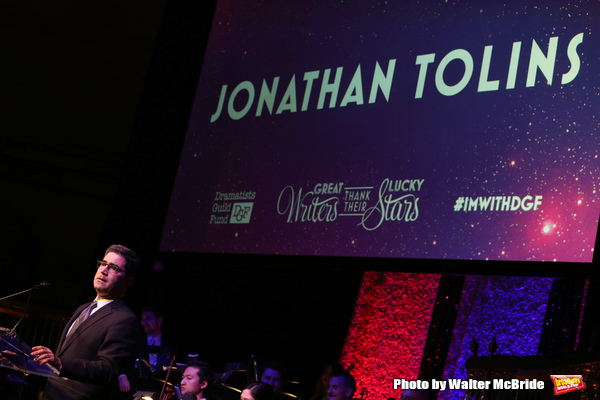 Jonathan Tolins Photo
