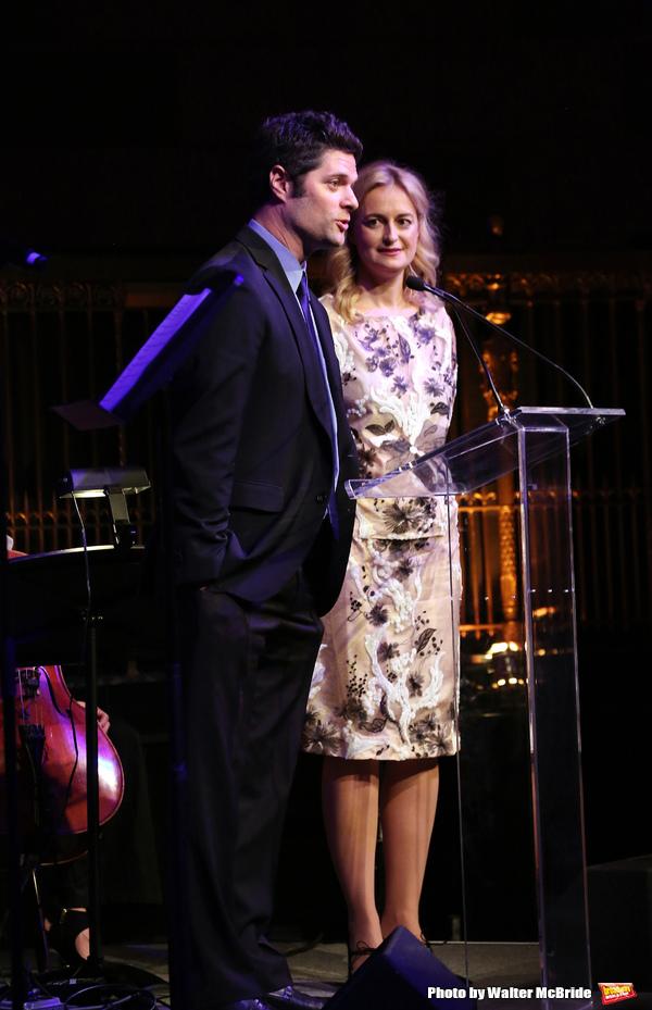 Tom Kitt and Nell Benjamin