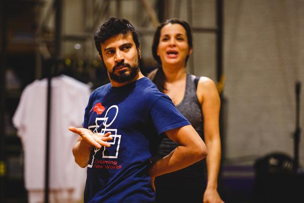 Saikat Ahamed  and Suzanne Ahmet