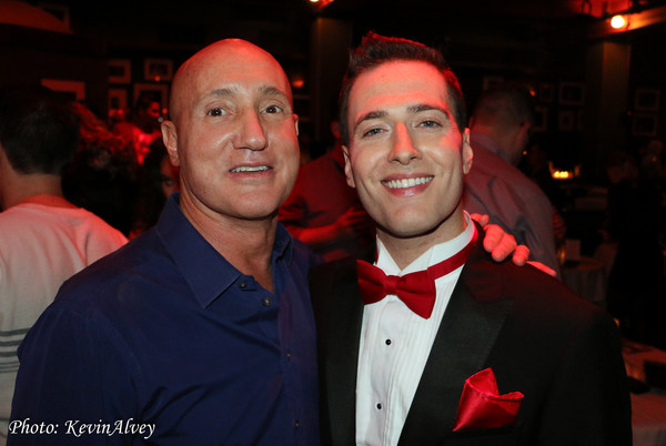 Gianni Valenti and Randy Rainbow