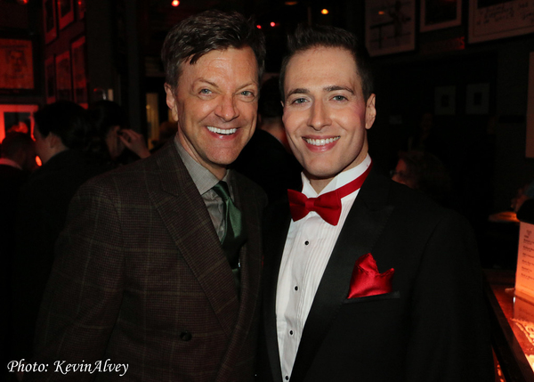 Jim Caruso and Randy Rainbow