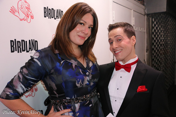 Photo Flash: Randy Rainbow Welcomes Slew of Stars for Election Eve Party at Birdland