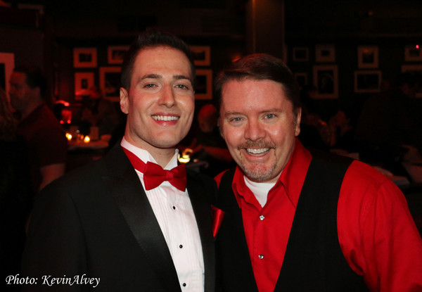 Randy Rainbow and Kevin Alvey