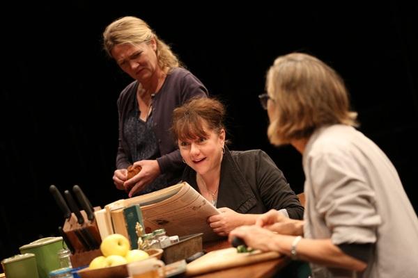 Lynn Hawley, Amy Warren, and Meg Gibson Photo