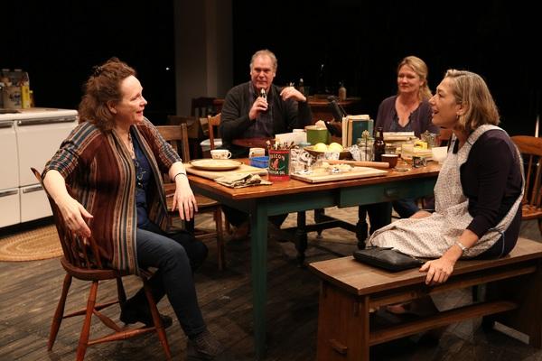 Maryann Plunkett, Jay O. Sanders, Lynn Hawley, and Meg Gibson Photo