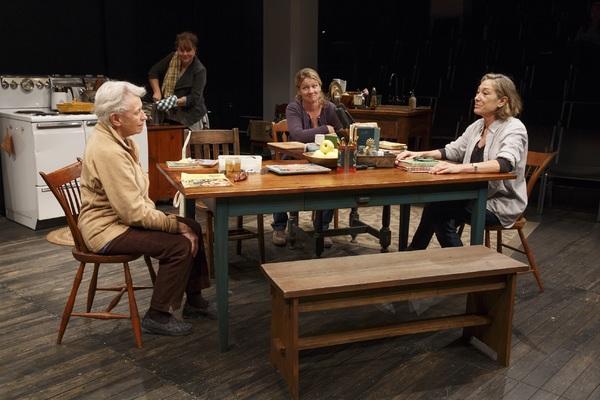 Roberta Maxwell, Amy Warren, Lynn Hawley, and Meg Gibson Photo