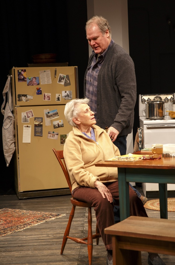 Photo Flash: First Look at Roberta Maxwell and More in WOMEN OF A CERTAIN AGE at The Public Theater