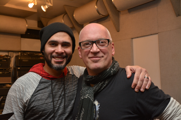 Wilson Heredia and Donnie Kehr