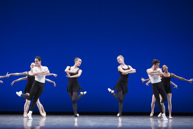 BWW Review: Pacific Northwest Ballet Shows Sophistication and Flair
