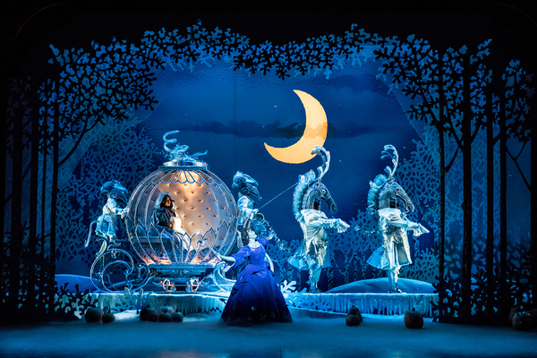 Photo Flash: An Outrageous Holiday Favorite Returns with Children's Theatre Company's CINDERELLA